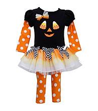 Bonnie Jean® Baby Girls' Candy Corn Tutu Set