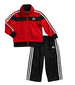 adidas® Boys' 2T-4T Tricot Set