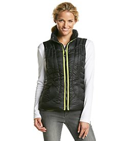 Halifax Down Vest With Contrast Piping