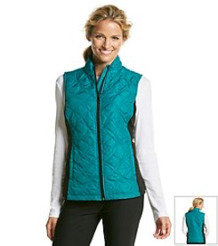 Exertek® Starburst Quilted Zip Vest