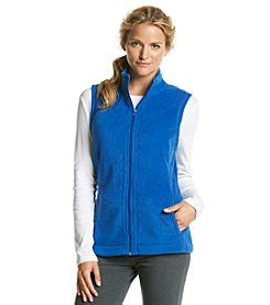 Exertek® Solid Knit Zip Vest