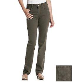 NYDJ® Samantha Slim Straight Leg Jeans