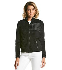 Ruff Hewn Fleece Zip Up Jacket