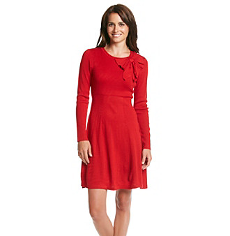 UPC 689886713282 - Jessica Howard® Bow Neck Sweater Dress ...