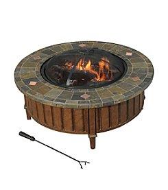 Sunjoy Lockhart Fire Pit