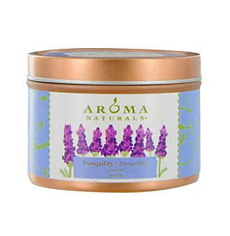 Aroma Naturals® Tranquility Aromatherapy Tin Soy Aromatherapy Candle