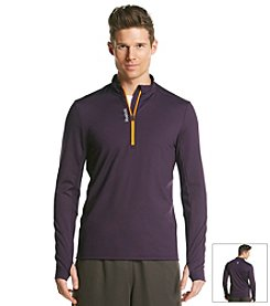 Reebok® Men's Playdry Quarter Zip Top