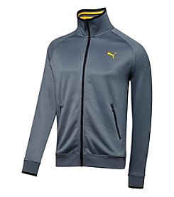 PUMA® Men's Striped Track Jacket