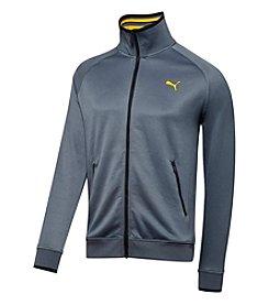 PUMA® Men's Striped Track Jacket