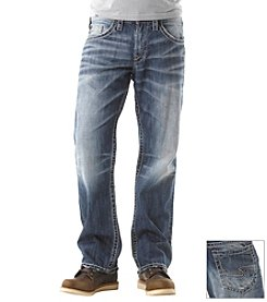 Silver Jeans Co. Men's Light Gordie Straight Fit Jeans