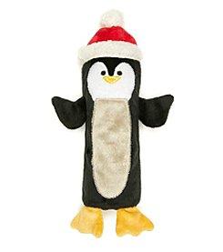 John Bartlett Pet Penguin Cruncher Dog Toy