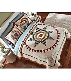 LivingQuarters Autumn Star Quilt Collection
