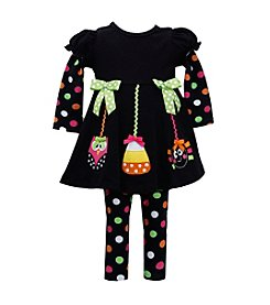 Bonnie Jean® Baby Girls' Halloween Ornaments Outfit Set