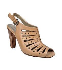 "Adrienne Vittadini® ""Gentri"" Embellished Sandals"