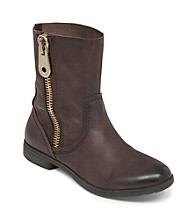 "BCBGeneration™ ""Rossy"" Boots with Oversized Zipper"