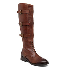 "Vince Camuto® ""Fenton"" Lace-Up Knee High Boots"