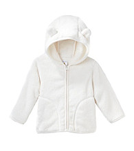 Cuddle Bear® Mix & Match Baby Neutral Teddy Fleece Jacket