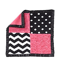 Cuddle Bear® Baby Girls' Snuggle Blanket