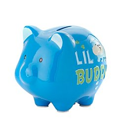 Cuddle Bear® Baby Boys' Piggy Bank