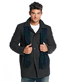Tommy Hilfiger® Men's Wool Car Coat