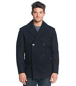 Nautica® Men's Wool Peacoat