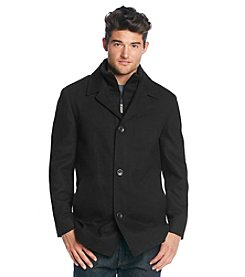 Nautica® Men's Wool Carcoat