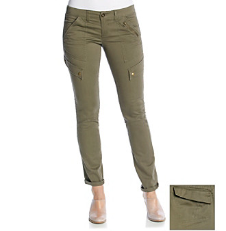 skinny green cargo pants for juniors | Gommap Blog