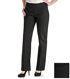Lee® platinum label Natural Fit Phoebe Barely Bootcut Pull On Twill Pants