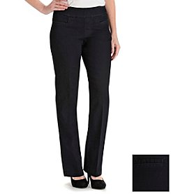 Lee® platinum label Natural Fit Phoebe Barely Bootcut Pull On Denim