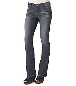 Democracy Whisker Wash Bootcut Jeans