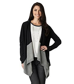Democracy Colorblock Cozy Cardigan