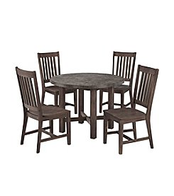 Home Styles® Concrete Chic 5-pc. Dining Collection