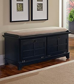 Home Styles® Arts & Crafts Upholstered Bench