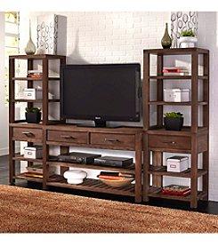 Home Styles® Barnside Entertainment Center