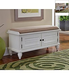 Home Styles® Bermuda Upholstered Bench