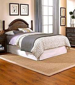Home Styles® Castaway Mahogany Bedroom Collection