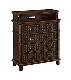 Home Styles® Castaway Media Chest