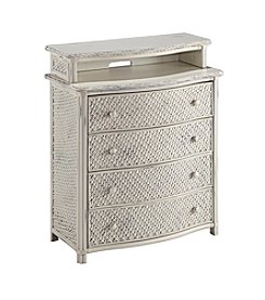 Home Styles® Marco Island White Media Chest