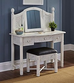 Home Styles® Marco Island White Vanity Collection