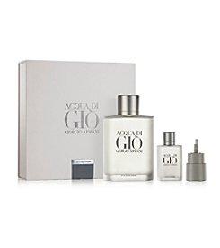 Giorgio Armani® Acqua di Gio Refillable Gift Set