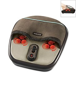 Homedics Air Compression & Shiatsu Foot Massager with Heat