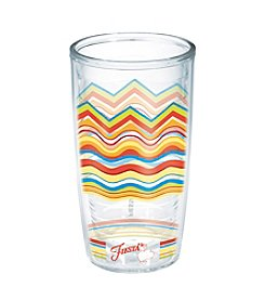 Fiesta® Dinnerware Tervis® Tumbler Poppy Wavy Insulated Cooler