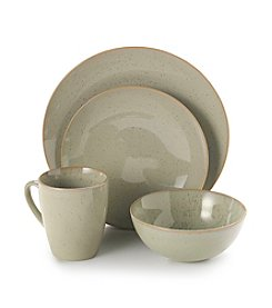Ruff Hewn Green 4-pc. Place Setting