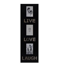MKT@Home 3-Opening Live Laugh Love Collage Frame