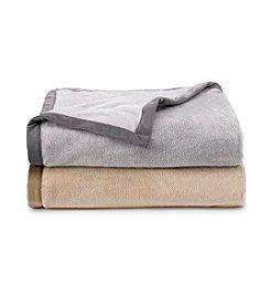 CASA by Victor Alfaro Herringbone Blanket