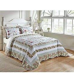 MaryJane's Home Wild Rose Bedspread Collection