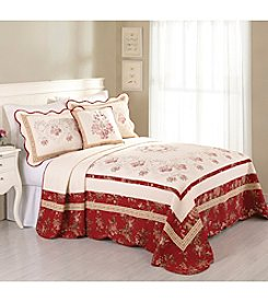 LivingQuarters Saffron Bedspread Collection