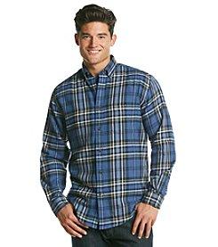 John Bartlett Consensus Men's Tartan Flannel Shirt