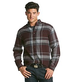 John Bartlett Consensus Men's Exploded Flannel Shirt