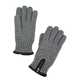 Ruff Hewn Men's Zipper Cuff Gloves